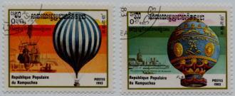 切手の博物館 来館記念切手