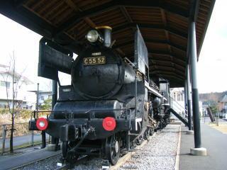 機関車(前)